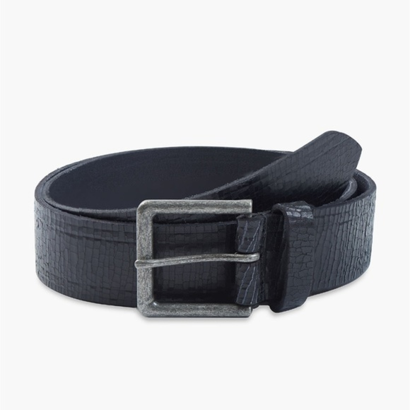 Lucky Brand Other - Embossed Edge Belt Size 34